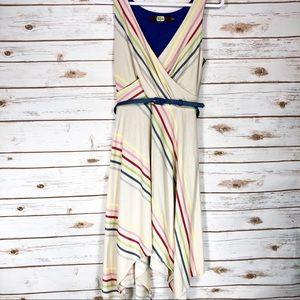 Eva Franco Sleeveless Dress by Anthropologie
